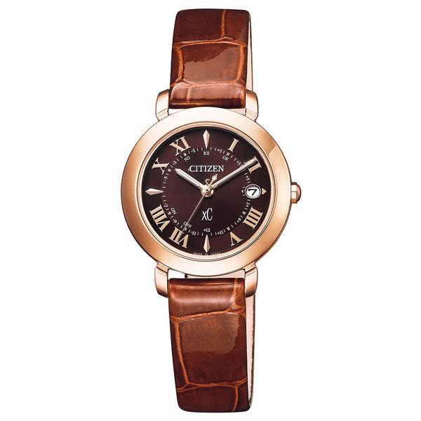 CITIZEN(シチズン) ES9442-04W XC ティタニアライン ハッピーフライト hikariコレクション [エコ・ドライブ電波腕時計(レディース)]