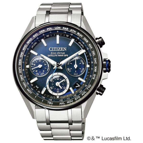 CITIZEN(シチズン) CC4005-63L アテッサ スター・ウォーズ限定モデル 「スター・ウォーズモデル」 [エコ・ドライブGPS衛星電波腕時計(メンズ)]