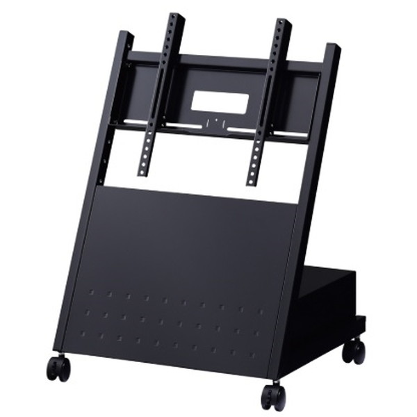 ハヤミ工産 XS-4860L ブラック [壁面スタンド ローポジション:大型用(~65V型対応)]【同梱配送不可】【代引き・後払い決済不可】【沖縄・離島配送不可】