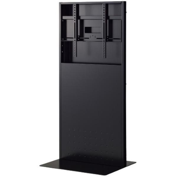 ハヤミ工産 XS-4860F ブラック [壁面スタンド 大型用(~65V型対応)]【同梱配送不可】【代引き・後払い決済不可】【沖縄・離島配送不可】