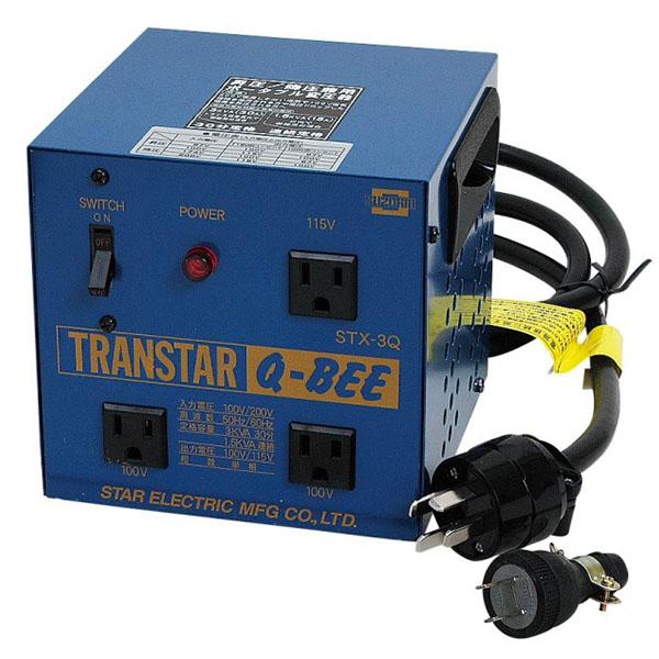 スズキッド STX-3Q [トランスター Q-BEE 変圧器(トランス)]