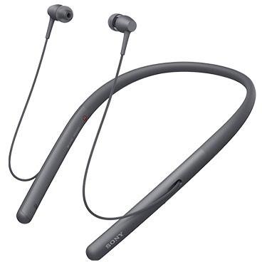 【送料無料】 SONY (ソニー) WI-H700 B グレイッシュブラック 黒 h.ear in 2 Wireless [ダイナミック密閉型カナルイヤホン(Bluetooth対応・ハイレゾ対応)] ネックバンドスタイル スマホ対応 ハンズフリー