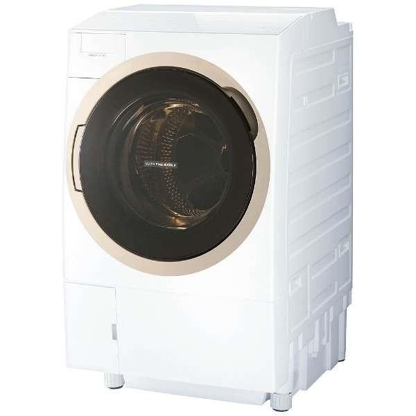 【送料無料】東芝 TW-117X6L(W) グランホワイト ZABOON [ななめ型ドラム式洗濯乾燥機 (11.0kg) 左開き]