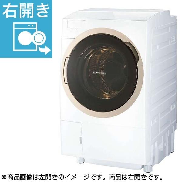 【送料無料】東芝 TW-117X6R(W) グランホワイト ZABOON [ななめ型ドラム式洗濯乾燥機 (11.0kg) 右開き]