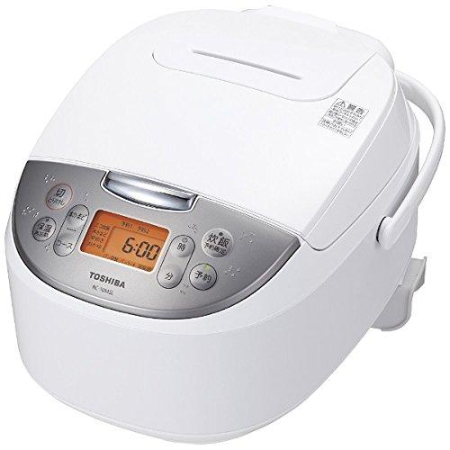 【送料無料】東芝 RC-18MSL ホワイト [マイコン炊飯器(1升)]