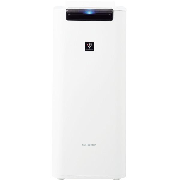 【送料無料】SHARP KI-HS40-W ホワイト系 [加湿空気清浄機 (空清18畳まで/加湿12畳まで)]