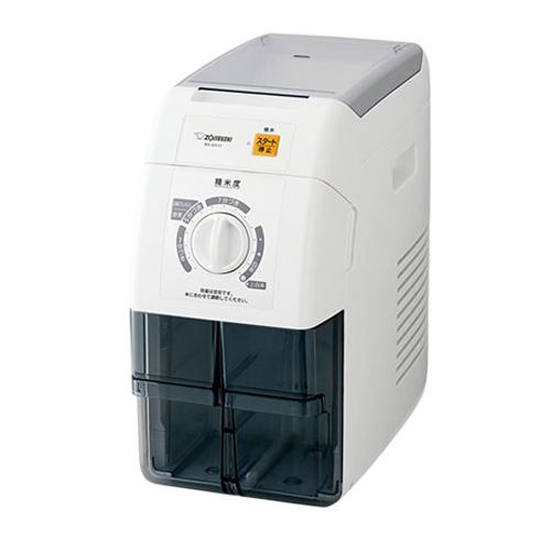 【送料無料】象印 BR-WA10-WA ホワイト つきたて風味 [家庭用精米機(~1升)] BRWA10WA