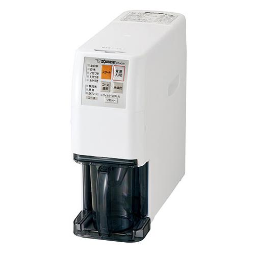 【送料無料】象印 BT-AG05-WA BT-AG05-WA ホワイト つきたて風味 ホワイト つきたて風味 [家庭用無洗米精米機(2~5合)], とくしまけん:45fdfda6 --- sunward.msk.ru