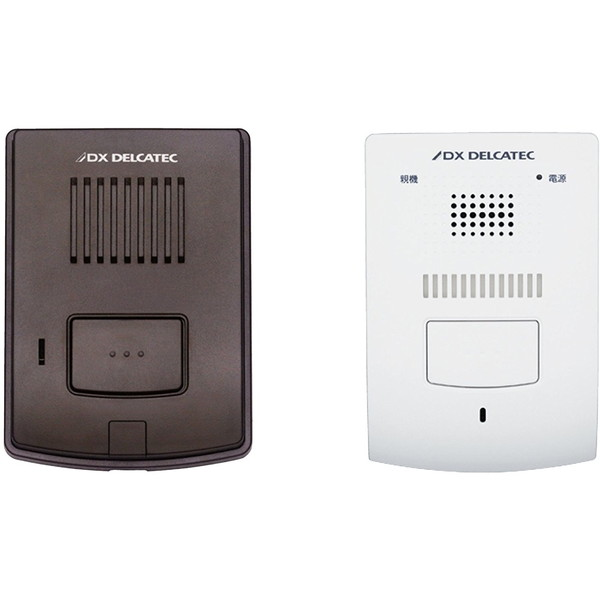 【送料無料】DX antenna DWP10A1 [ワイヤレスインターホン (親機・玄関子機セット)]