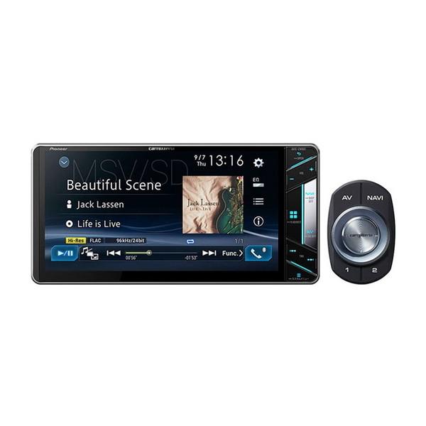 【送料無料】PIONEER AVIC-CW901 サイバーナビ [7V型ワイドVGA地上デジタルTV/DVD-V/CD/Bluetooth/USB/SD/チューナー・DSP AV一体型メモリーナビゲーション]
