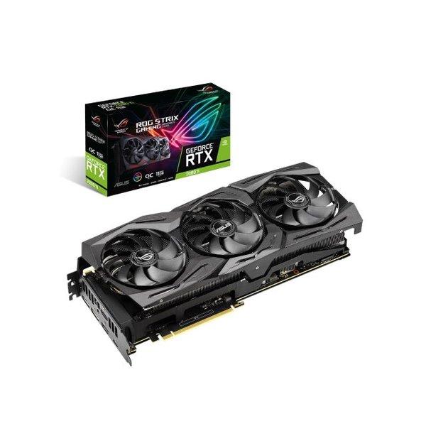 ASUS ROG-STRIX-RTX2080TI-O11G-GAMING NVIDIA RTX2080Ti [PCI Express対応ビデオカード (GDDR6 11GB)]