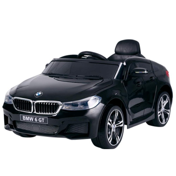 SIS JJ2164-BK ブラック [電動乗用カー BMW 6 GT グランツーリスモ 正規ライセンス]