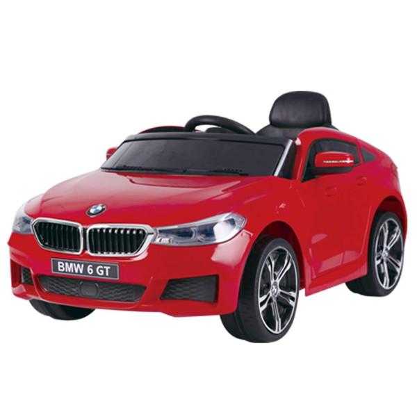SIS JJ2164-RD レッド [電動乗用カー BMW 6 GT グランツーリスモ 正規ライセンス]