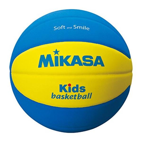 スマイルバスケット5号 卓越 EVA 約310g 黄 MIKASA 迅速な対応で商品をお届け致します SB5-YBL 青