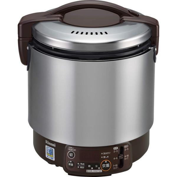 Rinnai RR-S100VMT-LP [ガス炊飯器 (プロパンガ用・1升)]