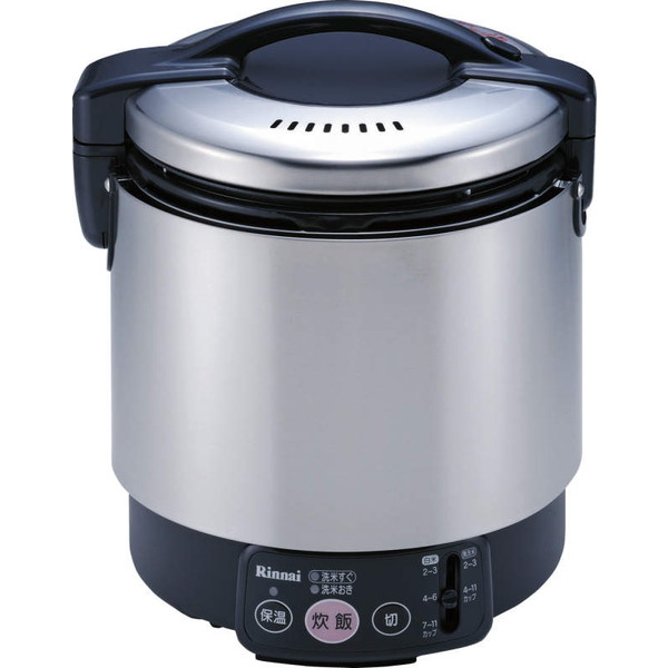 Rinnai RR-S100VL-LP [ガス炊飯器 (プロパンガ用・1升)]