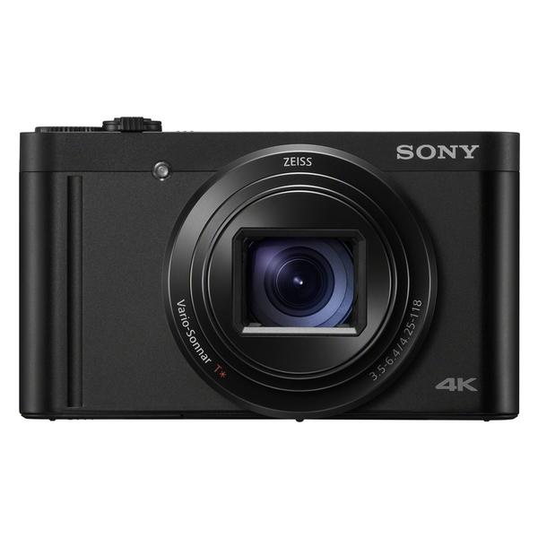 SONY DSC-WX800 ブラック Cyber-shot(サイバーショット) [コンパクトデジタルカメラ (1820万画素)]
