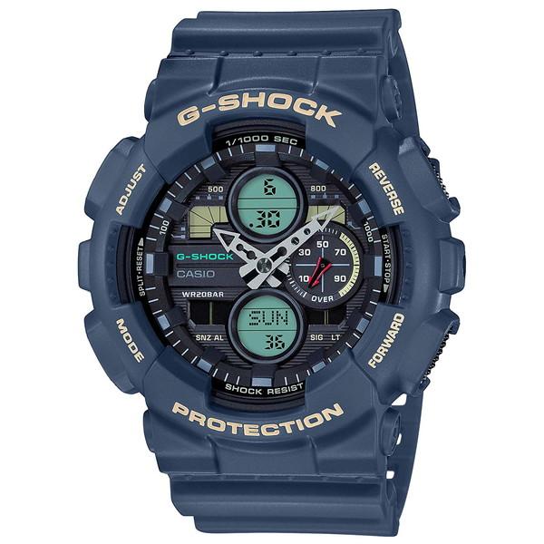 CASIO(カシオ) GA-140-2AJF G-SHOCK [クオーツ式腕時計 (メンズタイプ)]