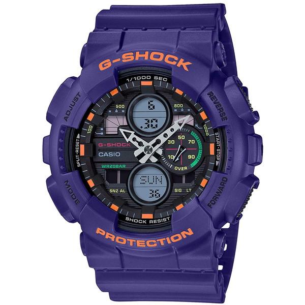 CASIO(カシオ) GA-140-6AJF G-SHOCK [クオーツ式腕時計 (メンズタイプ)]