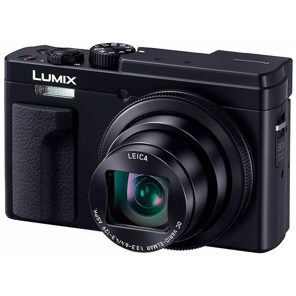 PANASONIC DC-TZ95-K ブラック LUMIX TZ95 [コンパクトデジタルカメラ(2030万画素)]