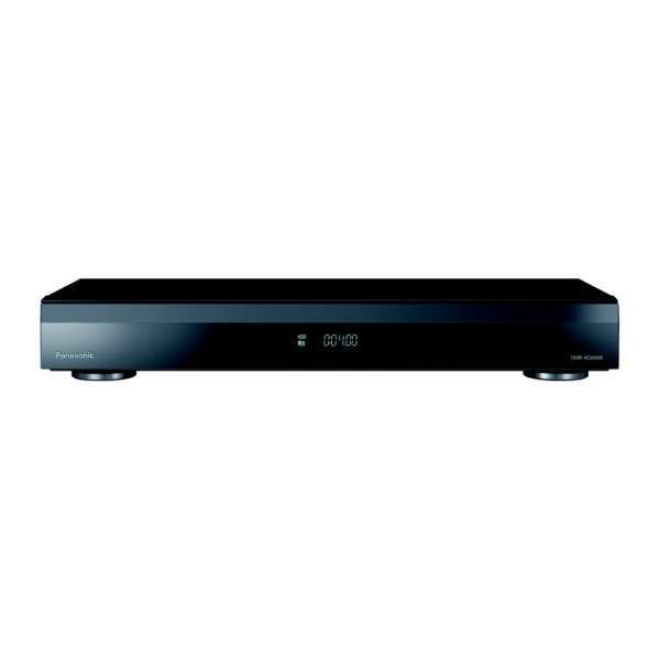 PANASONIC DMR-4CW400 DIGA (ディーガ) [ブルーレイレコーダー (HDD4TB・3番組同時録画) 4Kチューナー内蔵モデル]