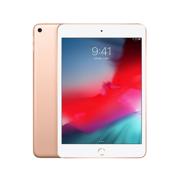 APPLE MUQY2J/A ゴールド [iPad mini 第5世代 (Wi-Fiモデル・64GB)]