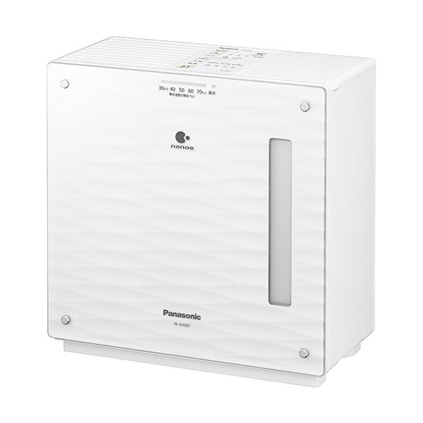 PANASONIC FE-KXS07-W ミスティホワイト [気化式加湿機(木造12畳まで/プレハブ洋室19畳まで)]