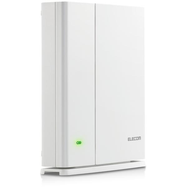 ELECOM WMC-M1267GST2-W [Wi-Fi 5 1267Mbps e-Meshルーター]【同梱配送不可】【代引き・後払い決済不可】【沖縄・離島配送不可】