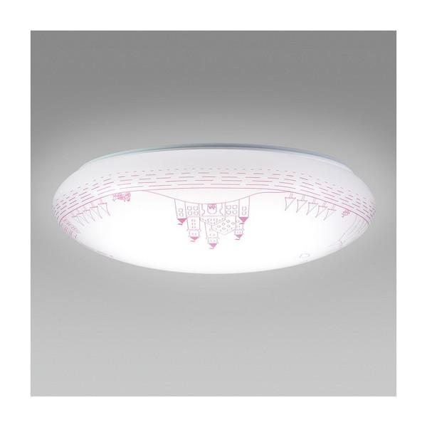 ホタルクス HLDC08224SG [洋風LEDシーリングライト (~8畳/調色・調光) リモコン付き]