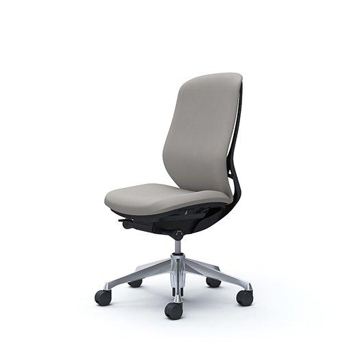 オフィスチェア デスクチェア オカムラ シルフィー 肘なし 背クッション ハイ C637BRFSG3 ライトグレー ワークチェア パソコンチェア 事務椅子 イス おしゃれ 在宅ワーク テレワーク 在宅勤務 リモートワーク