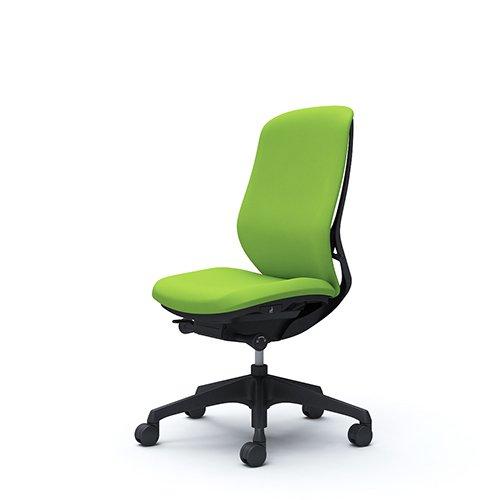 オフィスチェア デスクチェア オカムラ シルフィー 肘なし 背クッション ハイ C637XRFSF5 ライムグリーン ワークチェア パソコンチェア 事務椅子 イス おしゃれ 在宅ワーク テレワーク 在宅勤務 リモートワーク