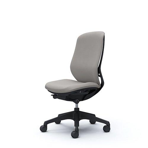 オフィスチェア デスクチェア オカムラ シルフィー 肘なし 背クッション ハイ C637XRFSG3 ライトグレー ワークチェア パソコンチェア 事務椅子 イス おしゃれ 在宅ワーク テレワーク 在宅勤務 リモートワーク