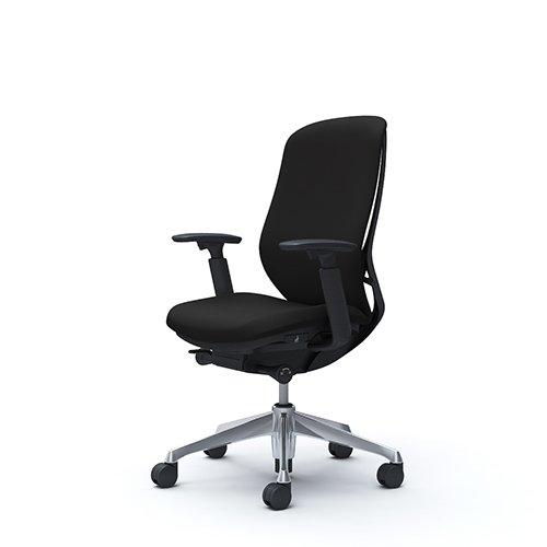 オフィスチェア デスクチェア オカムラ シルフィー 可動肘 背クッション ハイ C687BRFSF1 ブラック ワークチェア パソコンチェア 事務椅子 イス おしゃれ 在宅ワーク テレワーク 在宅勤務 リモートワーク