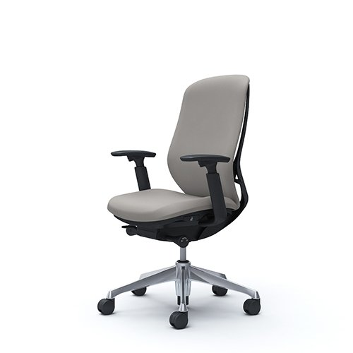 オフィスチェア デスクチェア オカムラ シルフィー 可動肘 背クッション ハイ C687BRFSG3 ライトグレー ワークチェア パソコンチェア 事務椅子 イス おしゃれ 在宅ワーク テレワーク 在宅勤務 リモートワーク