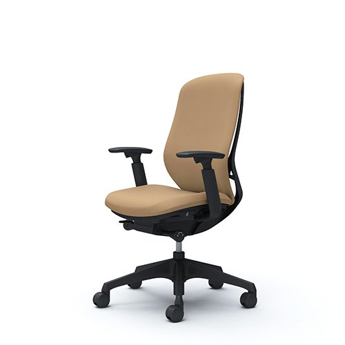 オフィスチェア デスクチェア オカムラ シルフィー 可動肘 背クッション ハイ C687XRFSF7 ベージュ ワークチェア パソコンチェア 事務椅子 イス おしゃれ 在宅ワーク テレワーク 在宅勤務 リモートワーク