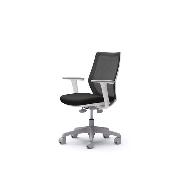 オフィスチェア デスクチェア オカムラ CG-M 可動肘 背メッシュ ハンガー無 CG91WRFZK1 ブラック ワークチェア パソコンチェア 事務椅子 イス おしゃれ 在宅ワーク テレワーク 在宅勤務 リモートワーク
