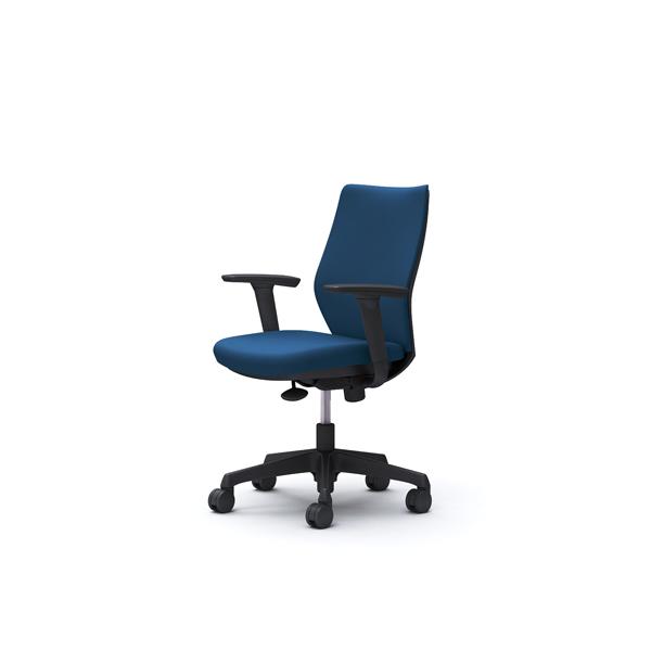 オフィスチェア デスクチェア オカムラ CG-M 可動肘 背パッド ハンガー無 CG97ZRFZH3 ミディアムブルー ワークチェア パソコンチェア 事務椅子 イス おしゃれ 在宅ワーク テレワーク 在宅勤務 リモートワーク