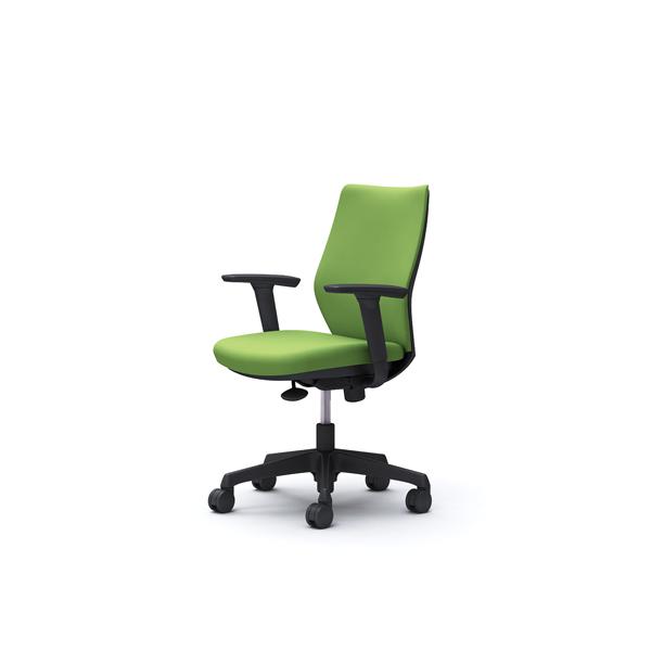 オフィスチェア デスクチェア オカムラ CG-M 可動肘 背パッド ハンガー無 CG97ZRFZH5 ライムグリーン ワークチェア パソコンチェア 事務椅子 イス おしゃれ 在宅ワーク テレワーク 在宅勤務 リモートワーク
