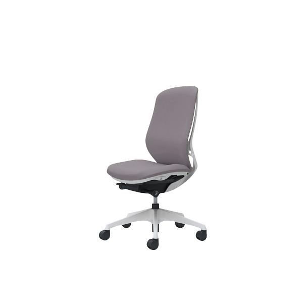 オフィスチェア デスクチェア オカムラ シルフィー 肘なし 背クッション ハイ C637XWFXW1 グレー ワークチェア パソコンチェア 事務椅子 イス おしゃれ 在宅ワーク テレワーク 在宅勤務 リモートワーク