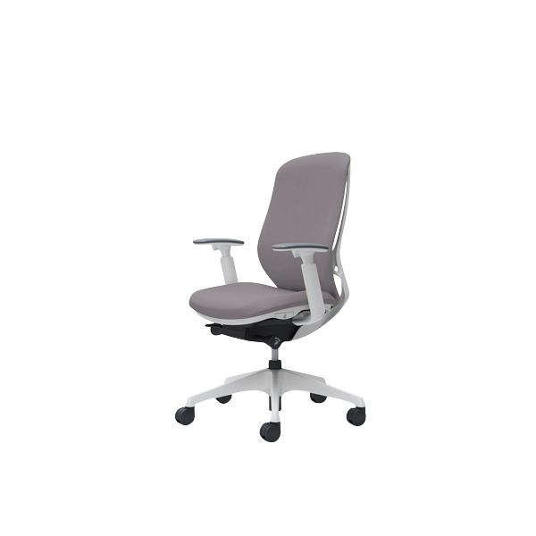 オフィスチェア デスクチェア オカムラ シルフィー 可動肘 背クッション ハイ C687XWFXW1 グレー ワークチェア パソコンチェア 事務椅子 イス おしゃれ 在宅ワーク テレワーク 在宅勤務 リモートワーク