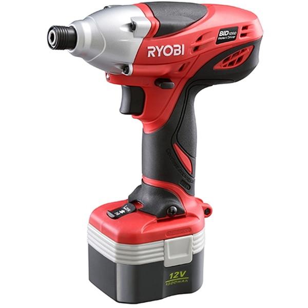 リョービ(RYOBI) BID-1260 658425A [充電式インパクトドライバー]