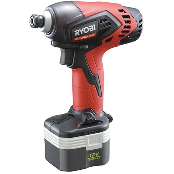 リョービ(RYOBI) BID-1250 657900A [充電式インパクトドライバー]