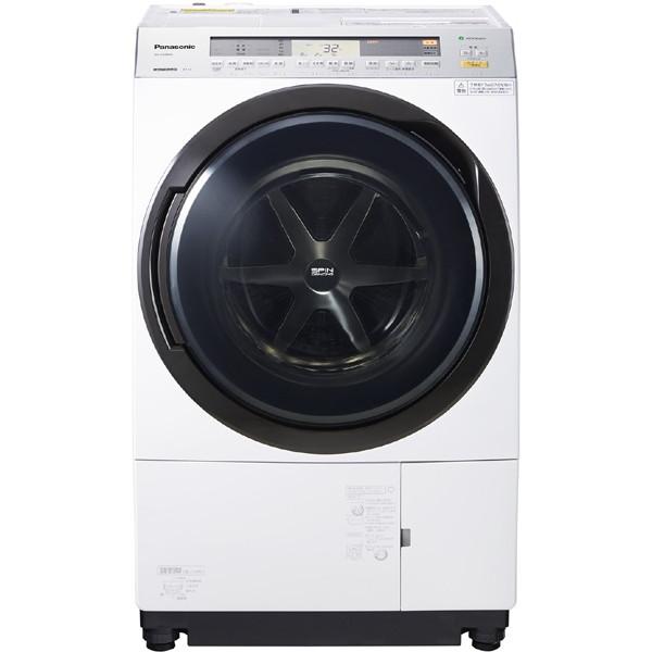 【送料無料】PANASONIC NA-VX8800L クリスタルホワイト VXシリーズ [ななめ型 ドラム式洗濯乾燥機 (洗濯11.0kg/乾燥6.0kg)左開き] NAVX8800L