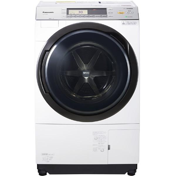 【送料無料】PANASONIC NA-VX7800L クリスタルホワイト VXシリーズ [ななめ型 ドラム式洗濯乾燥機 (洗濯10.0kg/乾燥6.0kg)左開き 洗濯槽自動お掃除 ヒートポンプ乾燥機能付 ] NAVX7800L