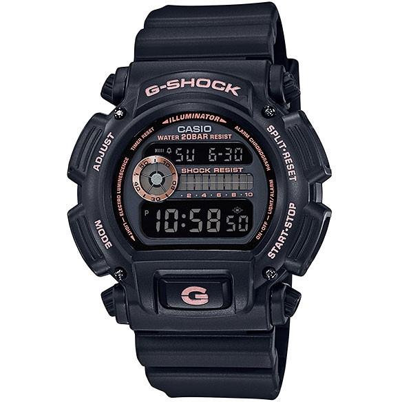 【送料無料】CASIO(カシオ) DW-9052GBX-1A4JF ブラック G-SHOCK [クォーツ腕時計 (メンズウオッチ)]
