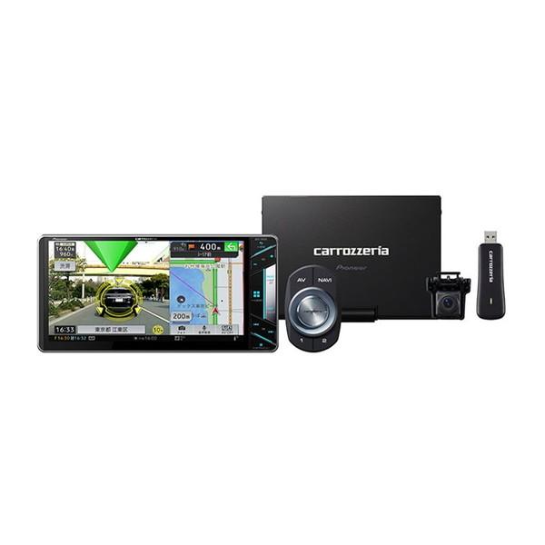 【送料無料 SD】PIONEER AVIC-CW901-M サイバーナビ [7V型WVGA地上デジタルTV CD DVD-V CD Bluetooth DVD-V SD AV一体型メモリーナビゲーション マルチドライブアシストユニットセット], カモウチョウ:339ed444 --- sunward.msk.ru