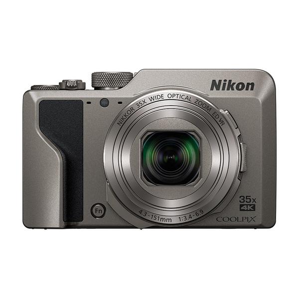 Nikon COOLPIX A1000 SL シルバー [コンパクトデジタルカメラ (1604万画素)]