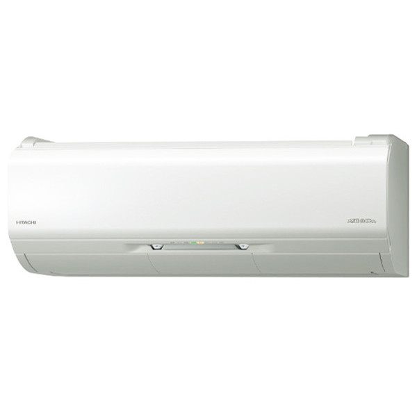 日立 RAS-XK28K2-W スターホワイト メガ暖 白くまくん XKシリーズ [エアコン(主に10畳用・単相200V)] 2020年