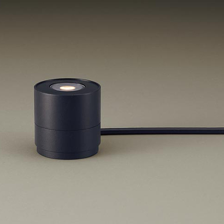 PANASONIC LGW45820LE1 オフブラック HomeArchi(ホームアーキ) [LEDガーデンライト(電球色) 防雨型]