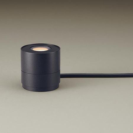PANASONIC LGW45925LE1 オフブラック HomeArchi(ホームアーキ) [LEDガーデンライト(電球色) 防雨型]